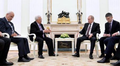 Palestine Okays Russian-Proposed Summit With Israel