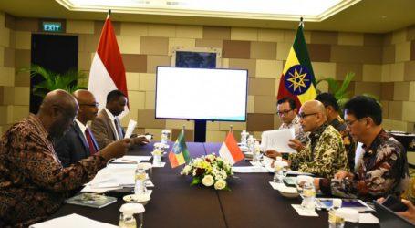 IIndonesia, Ethiopia Hold First Bilateral Consultation Forum