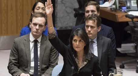 US, Russia UNSC Vetoes Costing Civilian Lives