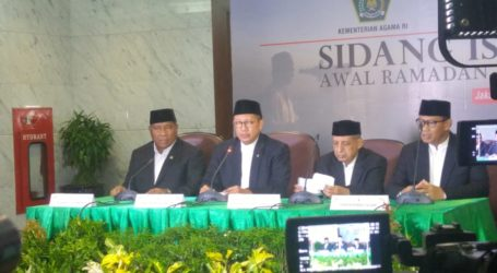 Indonesian Govt Decides First Ramadan on Thursday 17 May
