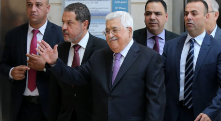 President Abbas Leaves Hospital in Good Health