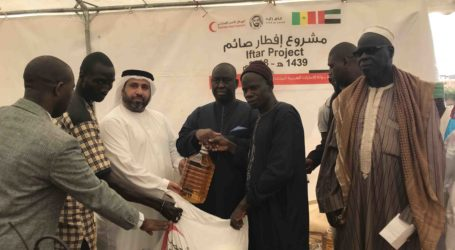 UAE Embassy in Senegal Distributes 10,000 Food Baskets in Five African Countries