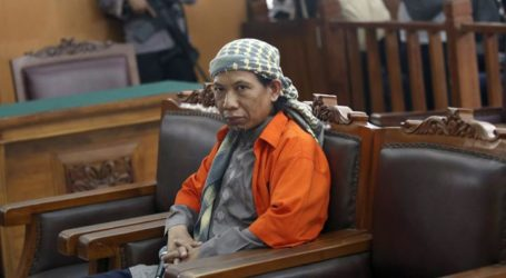 Terror Convict Aman Abdurrahman Sentenced to Death