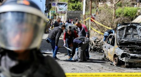 Bomb Attacks Hit Three Churches in Indonesia