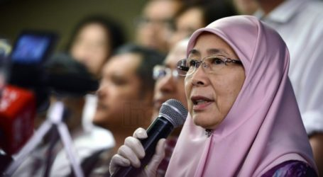 No Plans As Yet to Hold By-Election for Anwar to Join Cabinet – Wan Azizah