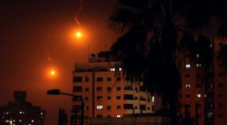 Israel Airstrikes Target Hamas Positions in Gaza