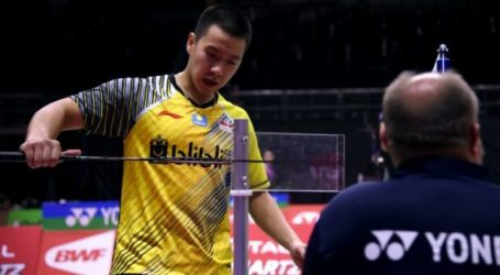 World's Best Doubles Badminton Player Furious with Umpire during Thomas Cup Finals