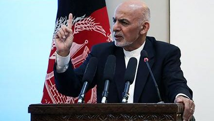 Indonesia a Great Islamic Country, Can PLay Key Role in Afghanistan Peace Talks, President Ghani