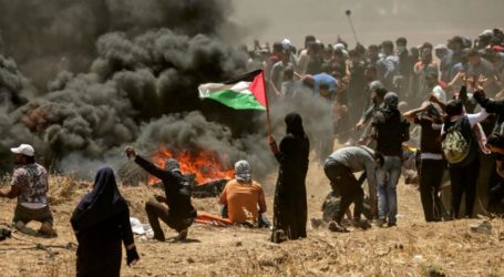 Indonesia Strongly Condemns the Killing of Palestinian Demonstrators by Israeli Soldiers