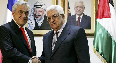 Abbas: We Seek Negotiations Based on Two-State Solution