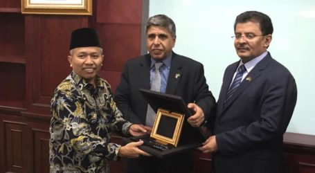 Maj. Gen. Yahya in Indonesia to Discuss POC System