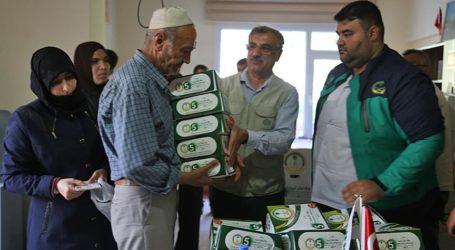 Turkey Distributes Ramadan Aid to Rohingya in Myanmar'