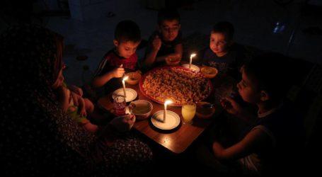 Gaza Turns Off the Ramadan Lanterns