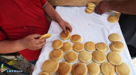 Qatayef: Ramadan's Main Desert in Gaza