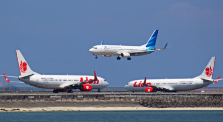 Europe Lifts Ban on All Indonesian Airlines