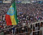 Ethiopian Muslims Celebrate Eid al-Fitr