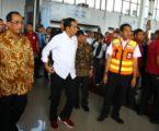 President Inspects Construction of Soekarno-Hatta Airport`s Third Runway