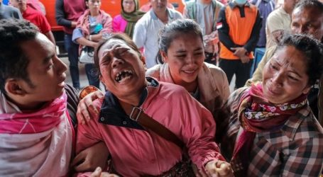 Indonesia's Ferry Victims Search Resumes