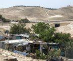 Israeli Forces Attack Khan al-Ahmar Protest, Assault PA Minister