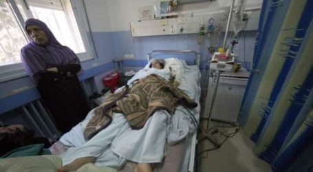 "UN Experts Say Gaza Health Care at ""Breaking Point"""