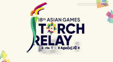 Asian Games Torch Relay to Involve Legendary Athletes