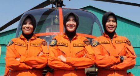 Indonesian Army Recruit Hijabers to be Army Pilots