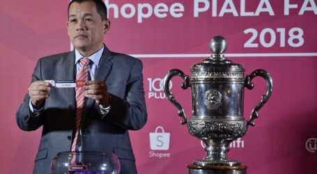 Redraw for Asian Games Football Set for Wednesday