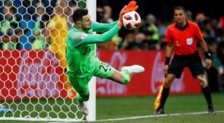 Subasic Saved Us!': Croatia Hail Goalkeeper after World Cup Heroics