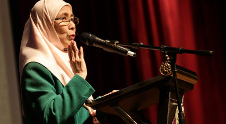 Marriage of 11-Year-Old Girl Illegal – Dr Wan Azizah