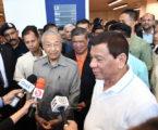 Duterte May Not Bring up Sabah during Meet with Mahathir
