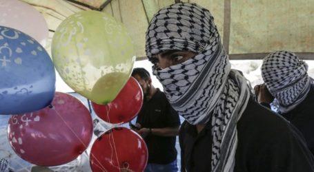 Gaza's Incendiary Kite-Flyers Defy Israeli Threats