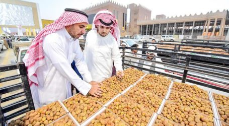 KSA Donates 100 Tons of Dates to Indonesia's Poor