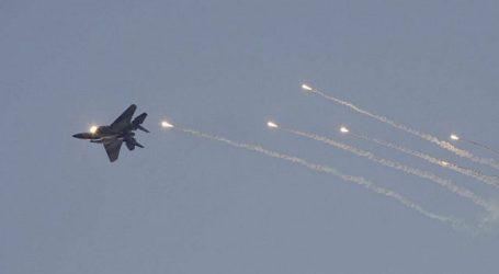 Syria's Air Defenses Hit Israeli Warplane, Intercept Missiles Targeting Syrian Air Base