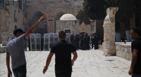 Jordan Calls on Israel to Halt 'Violations' at Al-Aqsa