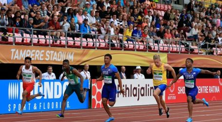Indonesian Runners Win Gold Medals at the IAAF World U20 Championships