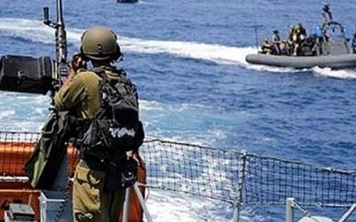 Israeli Navy Attacks Ship Carrying Wounded after Leaving Gaza Shore