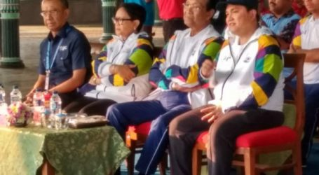 Minister Marsudi to Carry Asian Games Torch from Yogyakarta Palace