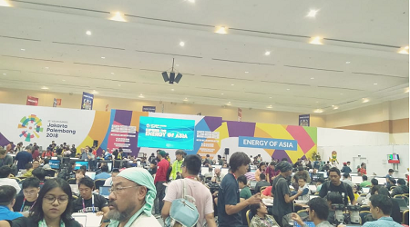 Indonesia Make World History by Hosting the 18th Asian Games