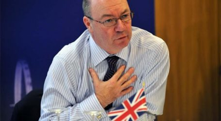 UK Minister Condemns Israel's Settlement Expansion Announcement