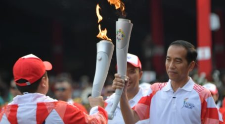 Jokowi Scheduled to open the 2018 Asian Games