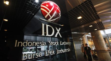 Jakarta Index Shrinks 3.55 Percent