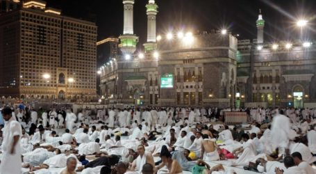 Over 1.22 Million Pilgrims Arrive, in the Kingdom, by Friday