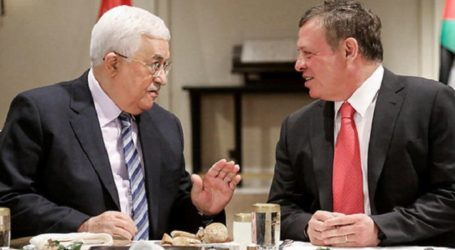 Palestinian President, Jordanian King to Meet Wednesday