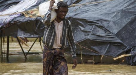 Flooding in Myanmar Leaves 12 Dead