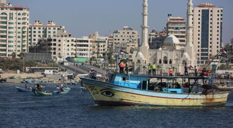 New Flotilla Sets Sail From Gaza in Protest at Israeli Siege
