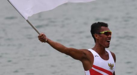 Indonesia Wins Five Medals in Rowinng