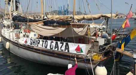Israel Seizes Aid Ship Bound for Blockaded Gaza