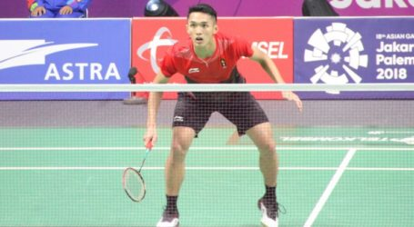 Jonatan Christie to Face Chou Tien Chen in Badminton Final