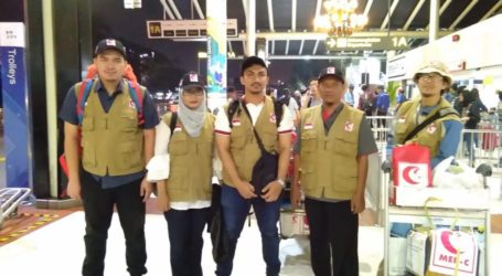 MER-C Indonesia Send Trauma Team for Lombok Earthquake