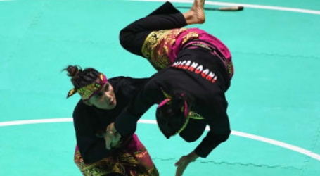 Hanifan Wins 13th Gold for Indonesia in Pencak Silat